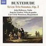 John Holloway Seven Trio Sonatas, Op.2