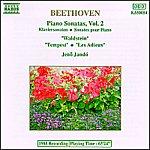 Jenő Jandó Piano Sonatas Nos. 17, 21, & 26