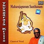 Maharajapuram Santhanam Thyagaraja Kritis