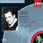 Emmanuel Pahud Flute Concertos & Scherzandi