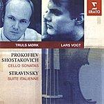 Lars Vogt Russian Cello Music