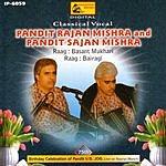 Rajan Mishra Hindustani Classical
