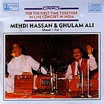 Mehdi Hassan Ghazal: For The First Time Together, Vol.1