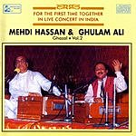 Mehdi Hassan Ghazal: For The First Time Together, Vol.2