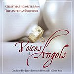 The American Boychoir Voices Of Angels - Christmas Favorites From The American Boychoir