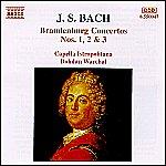 Bohdan Warchal Brandenburg Concertos Nos.1-3