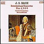 Bohdan Warchal Brandenburg Concertos Nos.4, 5 & 6