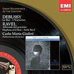 Carlo Maria Giulini La Mer/Nocturnes/Alborada Del Gracioso/Daphnis Et Chloé, Suite No.2