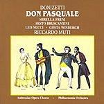 Riccardo Muti Don Pasquale (Opera In Three Acts)