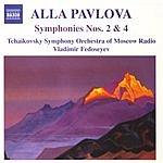 Vladimir Fedoseyev Symphonies Nos.2 & 4
