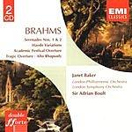 Johannes Brahms Brahms Orchestral Works