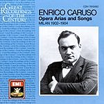 Enrico Caruso Opera Arias And Songs