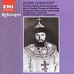 Boris Christoff Russian Opera Arias And Songs