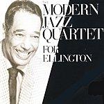 The Modern Jazz Quartet For Ellington