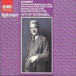 Artur Schnabel Schnabel Plays Schubert