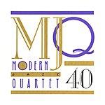 The Modern Jazz Quartet MJQ: 40 Years (CD Box Set)