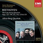 Alban Berg Quartet Late String Quartets