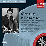 Paul Tortelier Variations On A Rococo Theme/Cello Concetos