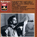 Ginette Neveu Ginette Neveu: French & German Works For Violin