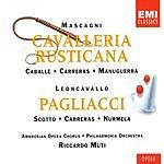 Riccardo Muti Cavalleria Rusticana/I Pagliacci