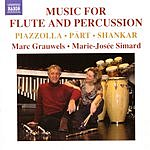 Marc Grauwels Music For Flute And Percussion