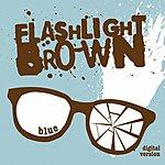 Flashlight Brown Blue