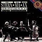 Isaac Stern Piano Trio No.2/Cello Sonata