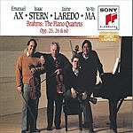 Emanuel Ax The Piano Quartets, Opp.25, 26 & 60