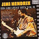 Jimi Hendrix His Greatest Hits, Vol.2