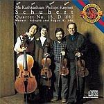 Gidon Kremer Adagio And Fugue in C Minor/String Quartet No.15