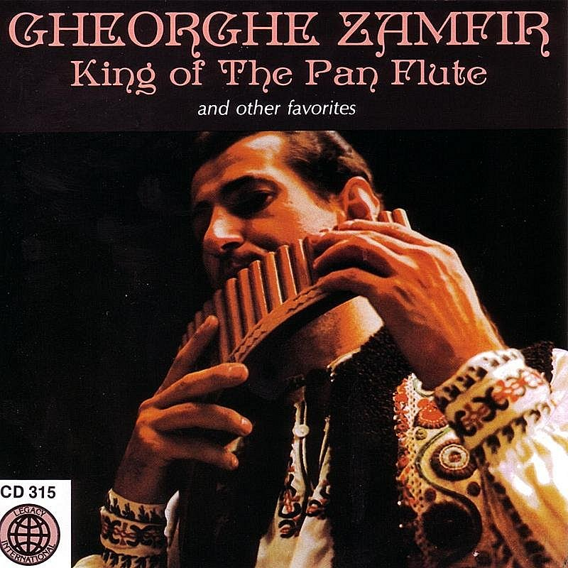 Cover Art: King Of The Pan Flute And Other Favorites