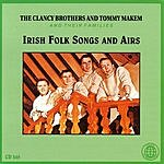 The Clancy Brothers Irish Folk Songs And Airs