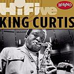 King Curtis Rhino Hi-Five: King Curtis