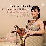 Baiba Skride Violin Concertos