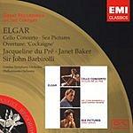 Dame Janet Baker Cello Concerto/Sea Pictures/Overture: Cockaigne