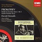 David Oistrakh Violin Concertos