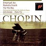 Yo-Yo Ma Polonaise Brilliante For Cello & Piano/Cello Sonata/Piano Trio/Polonaise Brillante For Piano
