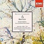 André Previn Spring Symphony/Four Sea Interludes