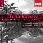 Carlo Maria Giulini Symphonies Nos.2 & 6/Romeo & Juliet/Francesca Da Rimini