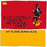 Elvis Costello My Flame Burns Blue