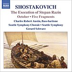 Gerard Schwarz The Execution Of Stepan Razin/October/Five Fragments, Op.42