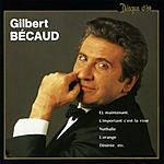 Gilbert Bécaud Disque D'or