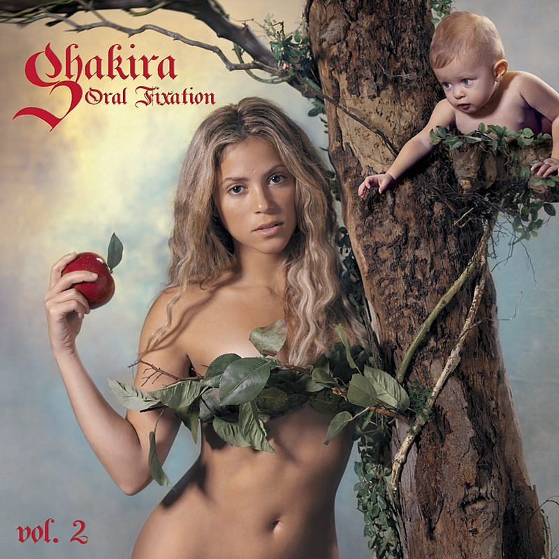 Cover Art: Oral Fixation, Vol.2
