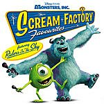 Riders In The Sky Monsters, Inc. Scream Factory Favourites