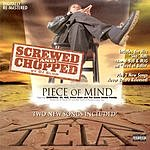 Tela Piece Of Mind (Chopped & Screwed) (Parental Advisory)