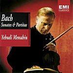 Yehudi Menuhin Sonatas & Partitas For Solo Violin