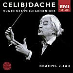 Johannes Brahms Symphonies Nos.2-4