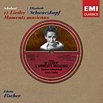 Elisabeth Schwarzkopf 12 Lieder/Moments Musicaux (6) For Piano