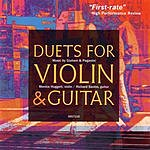 Monica Huggett Duets For Violin And Guitar