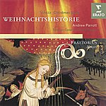 Andrew Parrott Weihnachtshistorie/Motets